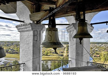 The Bells Of Holy Trinity Cathedral
