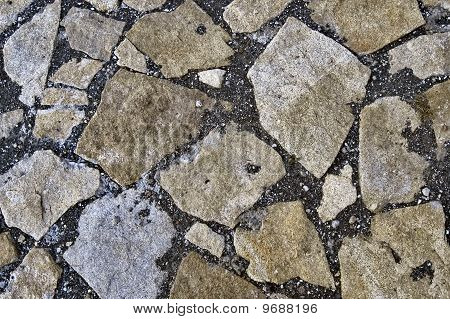The Pavement Of Granite