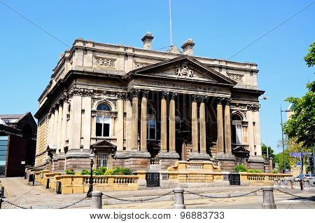 County Sessions House, Liverpool.
