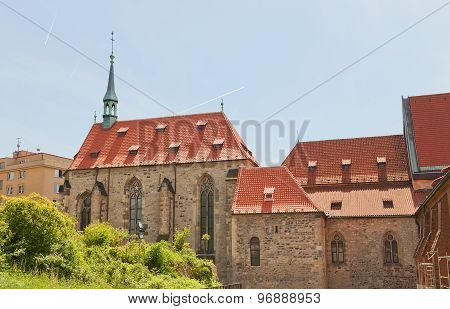 Convent Of Saint Agnes, Prague, Czech Republic