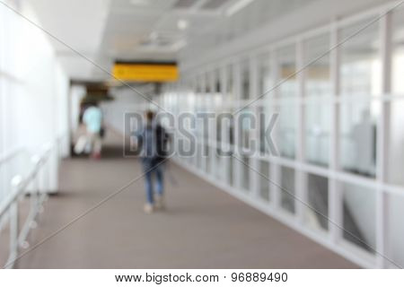 Airport Walk Way
