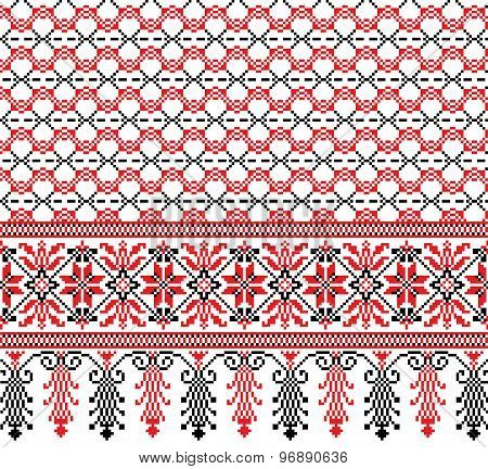 Ukrainian Decorative Ornament