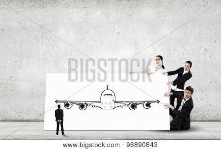 Airplane design
