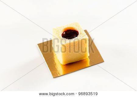 Mini Raspberry cheesecake