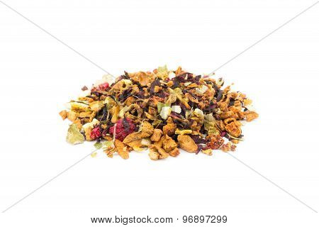 Mixed Loose Forest Fruits As Tea