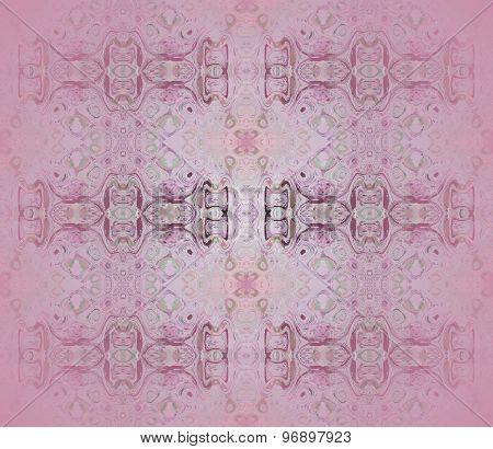 Seamless pattern lilac purple
