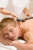 Lastone Therapy - Man At Luxury Massage poster