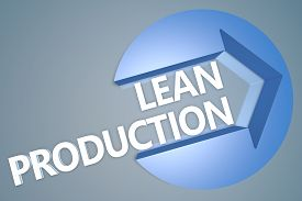 picture of waste reduction  - Lean Production  - JPG