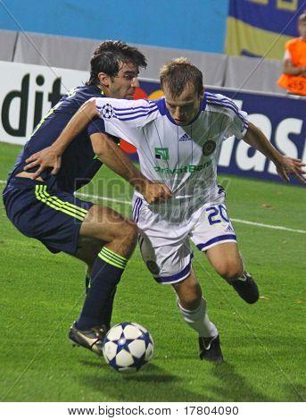 Dynamo Kyiv vs AFC Ajax