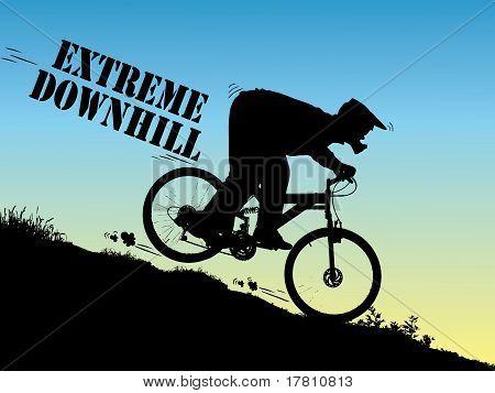Extreme Downhil