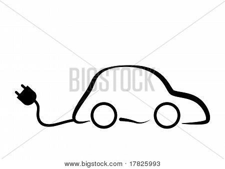 Ecocar Symbol