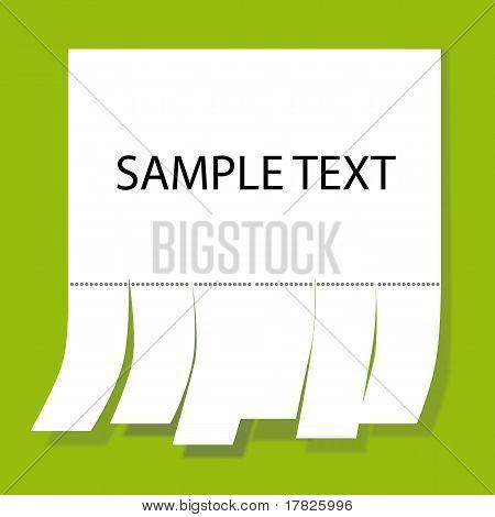 Notice Paper