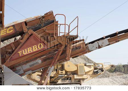 Industrial Vehicle