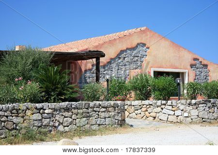 Small House In San Pantaleo, Sardinia
