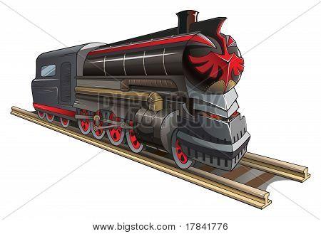 Demonic train
