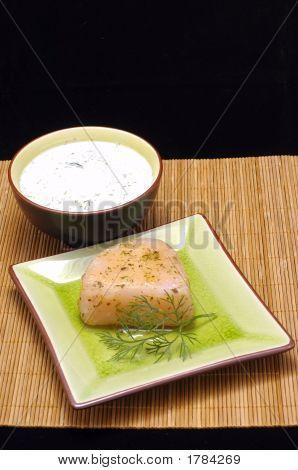 Tuna And Dip