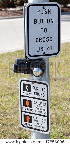 Crossing Directions