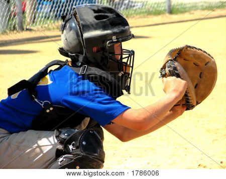 Little League Catcher 2