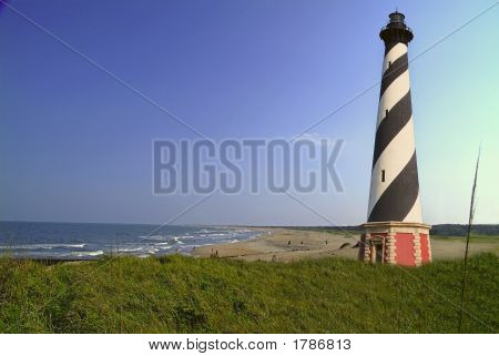 Old Hatteras Lighthouse