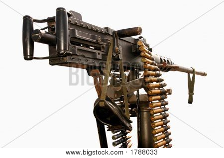Fifty Caliber Machine Gun