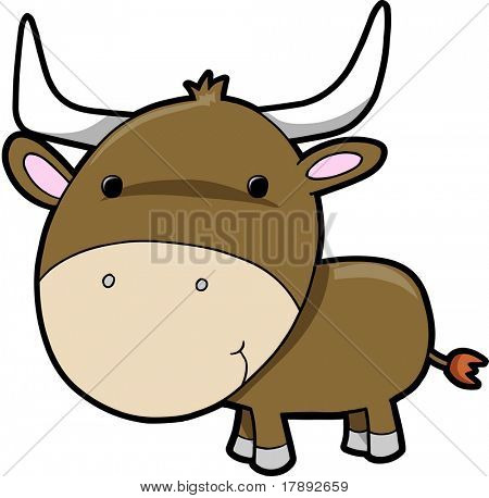 Astrology Taurus Vector Illustration