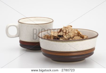 Cereal And Milk