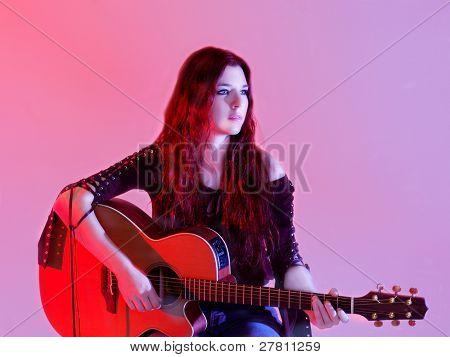 Russian singer songwriter MarinaV  http://www.marinav.com