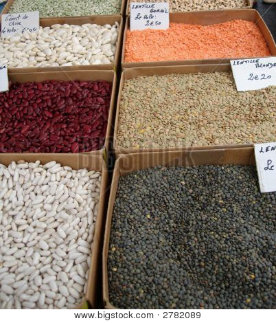 Mixed Dried Pulses