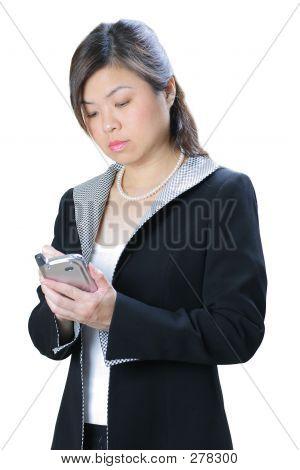 Lady Mobile Executive