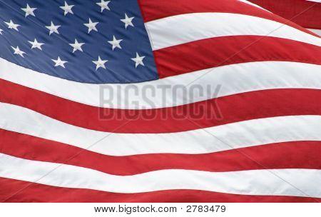 Bandera americana perfact