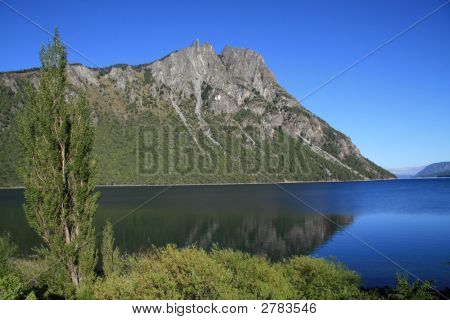 Lake Near Bariloche