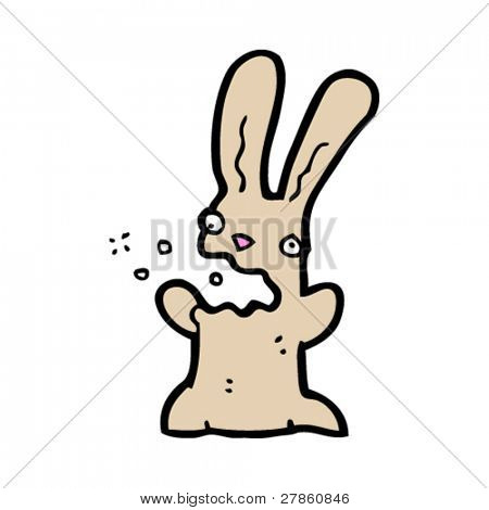 eructos cartón bunny