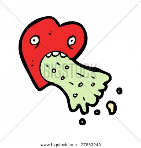 dibujos animados de mal de amores