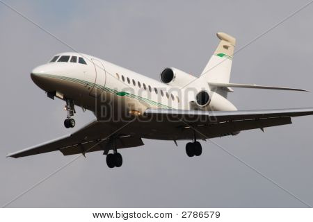 Large Business Jet
