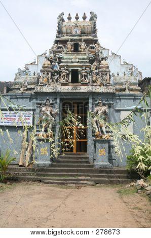 Hindu Temple, Galle