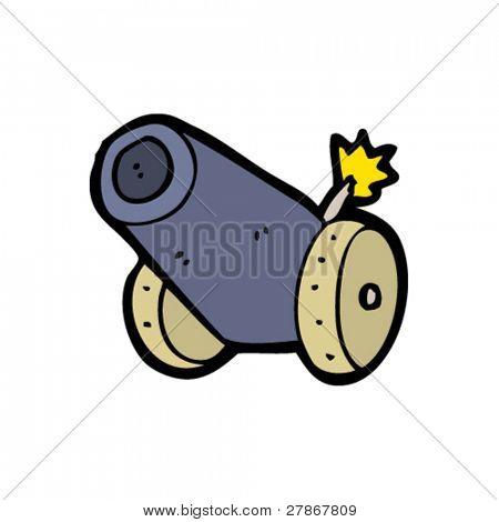 cannon cartoon