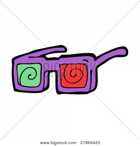 x-ray specs cartoon