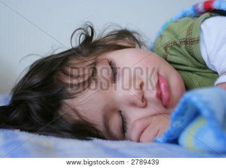 Beautiful Sleeping Boy