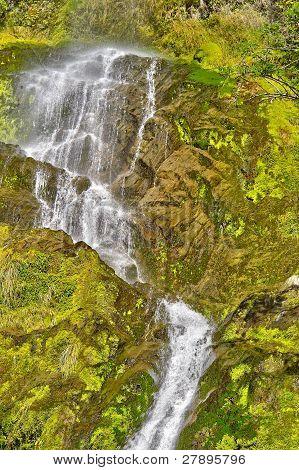 Five Mile Creek Falls