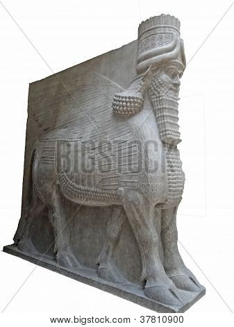 Mythical Beast Of Assyria