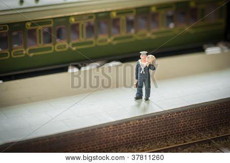 Miniature Sailor