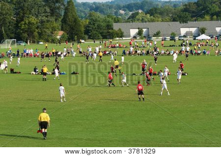 Kids Soccer Tournament