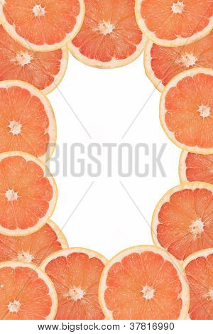 grapefruit frame