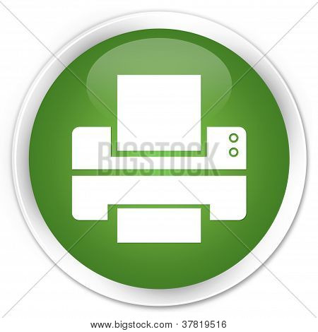 Printer Green Button
