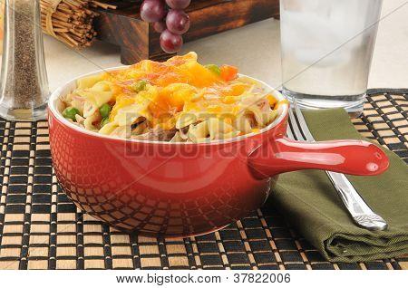 Tuna Casserole Dish