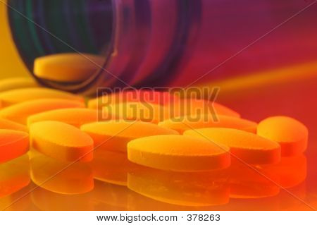 Pills With A Glow