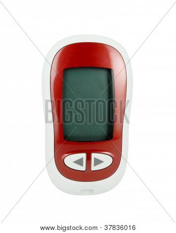 Glucometer For Checking Blood Sugar Levels