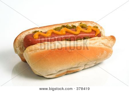 Single Hotdog