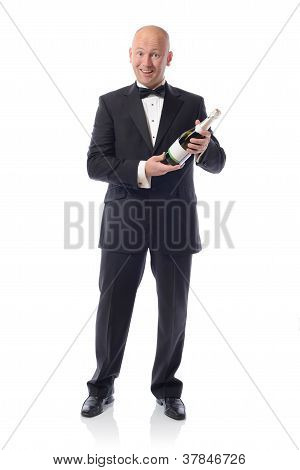 Tuxedo Champagne