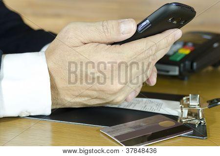 Hand Using